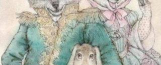 Сказка Самоотверженный заяц читать онлайн