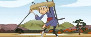 Сказка Старушка Богатырша читать онлайн бесплатно