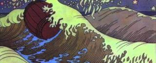Сказка Ураган и бочки читать онлайн
