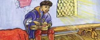Сказка Ведьма и Солнцева сестра читать онлайн