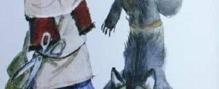 Сказка Волк дурень читать онлайн