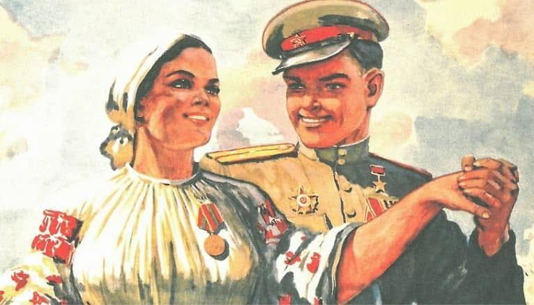 Военные песни для детей к 9 мая