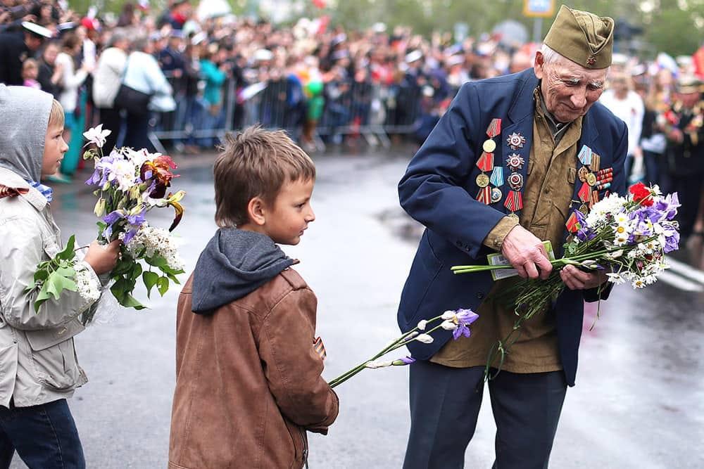 Военные песни ко Дню Победы