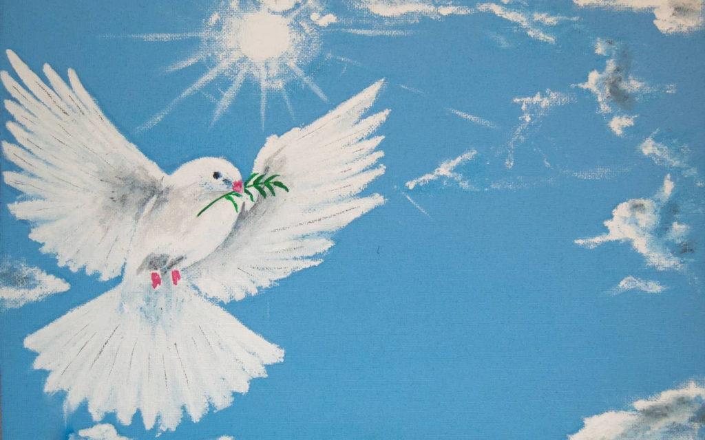 Военная песня Птицы белые