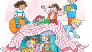 Потешки в средней группе детского сада: большая подборка стишков-потешек для детей