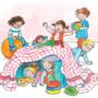 Досвидания, детский сад (Внебе солнышко проснётся…)