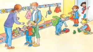Потешки в младшей группе детского сада: большая подборка стишков-потешек для детей