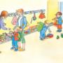 Досвидания, детский сад! (Поутрам как наработу…)