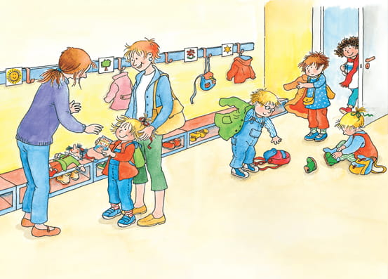 Песня про детский сад для малышей