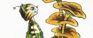 Сказка и аудиосказка про приключения Финдуса и Петсона читать онлайн