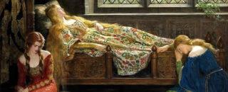 Сказка Спящая красавица читать и слушать онлайн или скачать
