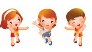 Детские песни с движениями: слушать онлайн, тексты и видео