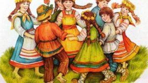 Песня прибаутка: подборка народных шуток прибауток для детей и взрослых