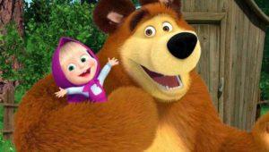 Песня «Про дружбу» (из серии «Весна пришла») из мультфильма «Маша и медведь»