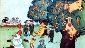 Потешки-небылицы: большая подборка стишков-потешек для детей