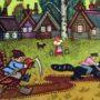 Потешки: большая подборка русских народных стишков-потешек для малышей и взрослых