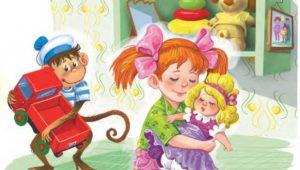 Любимые потешки: большая подборка стишков-потешек для детей