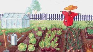 Потешки про сад и огород: большая подборка стишков-потешек для детей